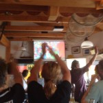 Die Fußball-WM live im Filou