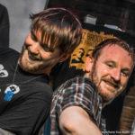 Nick Parker und Gaz Brookfield live im Filou Steinhude