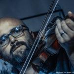 Ben Wain an der Geige live im Filou Steinhude
