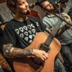 Ben Wain, Nick Parker und Gaz Brookfield live im Filou Steinhude