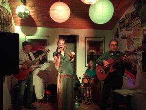 Le Canard Noir live 2016 im Filou Steinhude