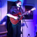 John Blek live im Steinhuder Filou