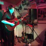 John Blek live im Steinhuder Filou 2016