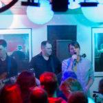 Band Q-bic aus Hannover in der Kneipe Filou Steinhude