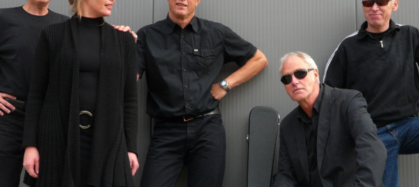 Die Bluesband Blue News tritt am 4.6. im Filou Steinhude auf