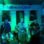 Carlini, Dodo Leo und Martin live im Filou Steinhude