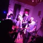 Hamburger Band Kollektiv 22 live im Filou Steinhude 2014