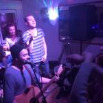 Kollektiv 22 live im Filou Steinhude 2014