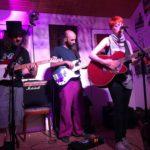 Sängerin Natascha Bell und Band live im Filou - Kneipe in Wunstorf