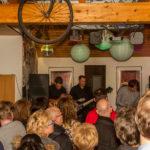 Auftritt der Band Q-bic aus Hanover live in der Kneipe Filou