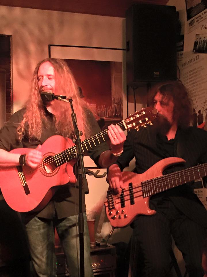 Royal Guitar Club live im Filou Steinhude 2016