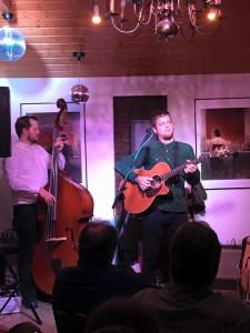 Tim Loud und Troy Faid live im Filou Steinhude 2016