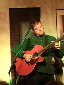 Songwriter Troy Faid live im Steinhude