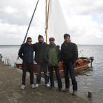 Blind Willies auf der Insel Wilhelmstein im Steinhuder Meer