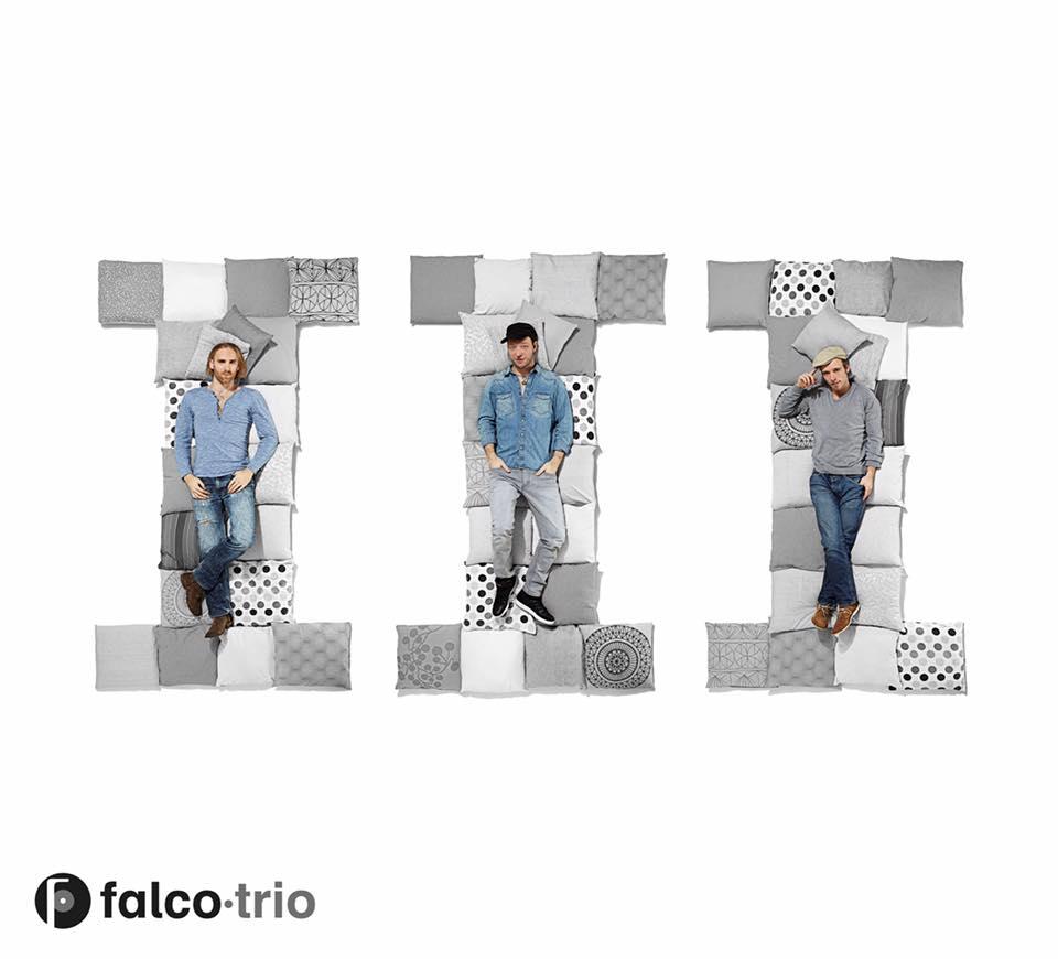 Das Falco Trio aus Hamburg tritt im Filou auf