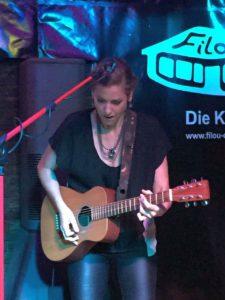Konzert von Lecia Louise im Filou Steinhude