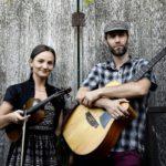 Tim McMillan und Rachel Snow live - Foto: Kellie Fernando