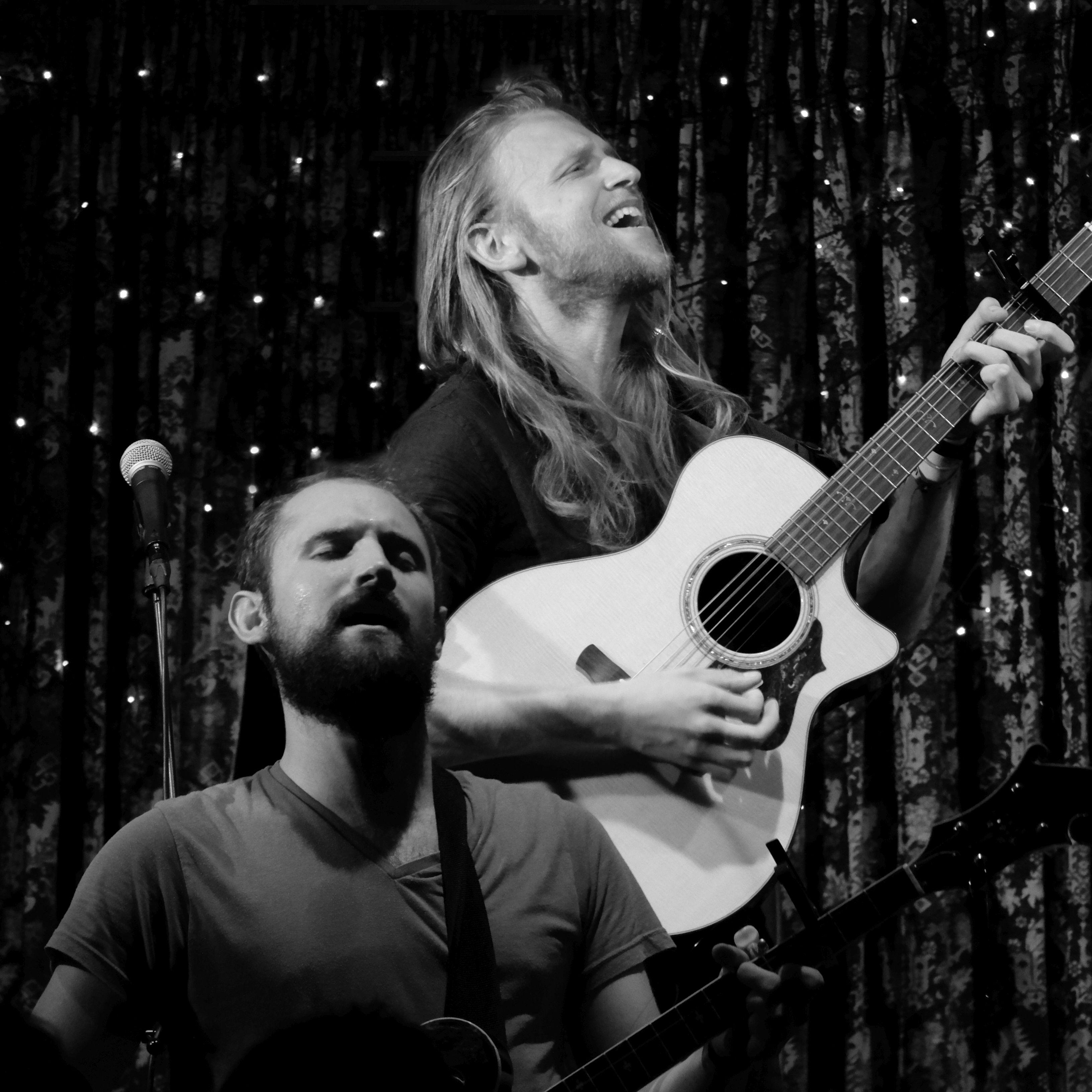 Stables - Folk-Duo live im Filou Steinhude