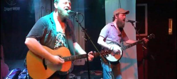 Nick Parker und John Leonard live im Filou Steinhude