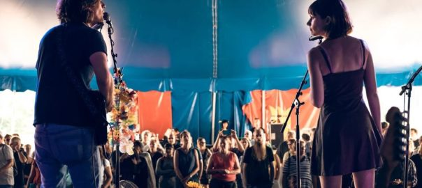 Nico Rivers und Emily Graham-Handley live im Filou Steinhude
