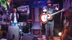 Singer/Songwriter Daniel Kemish live im Filou Steinhude