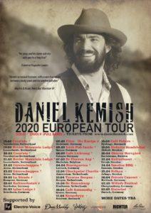 Daniel Kemish live in Steinhude 2020